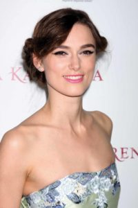 arrives to the 'Anna Karenina' Los Angeles Premiere