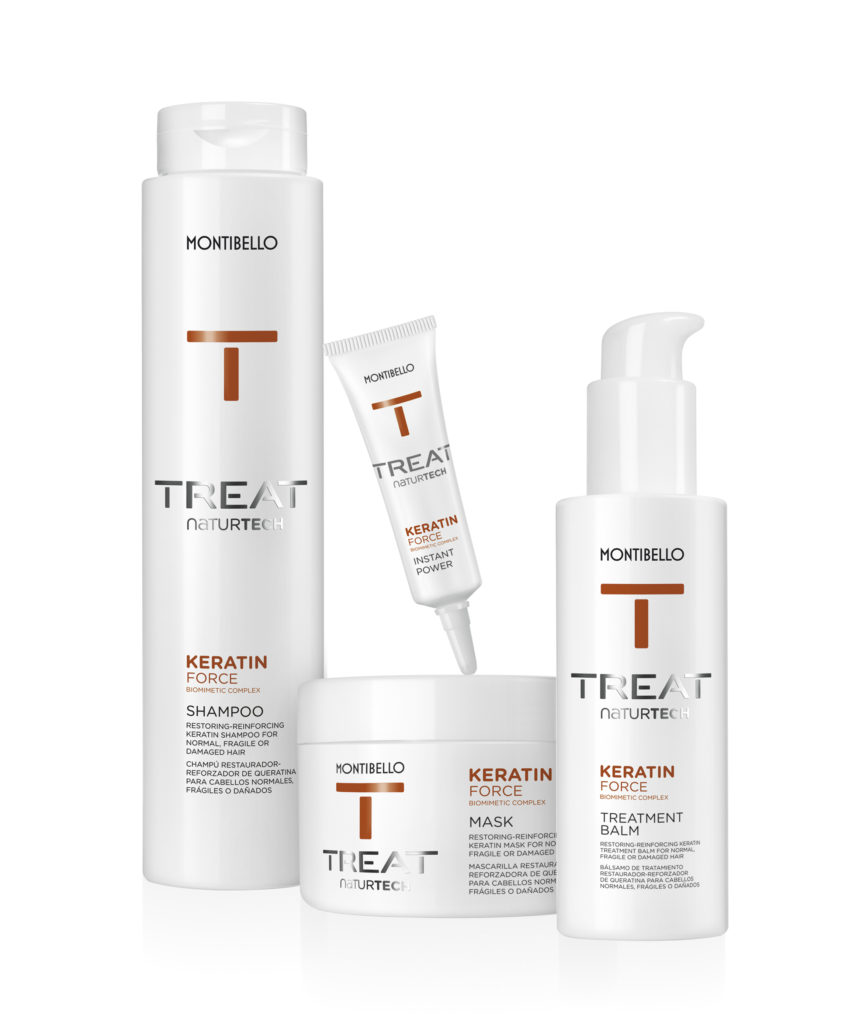 Montibello Treat Naturtech Keratin Force