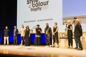 finalistas colour trophy